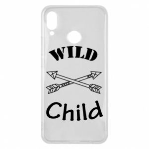 Phone case for Huawei P Smart Plus Wild child