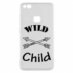 Phone case for Huawei P10 Lite Wild child