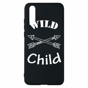 Etui na Huawei P20 Wild child