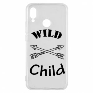 Phone case for Huawei P20 Lite Wild child