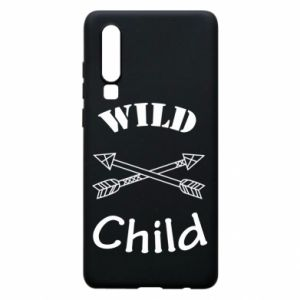 Phone case for Huawei P30 Wild child