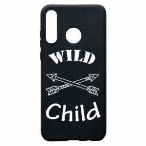 Etui na Huawei P30 Lite Wild child