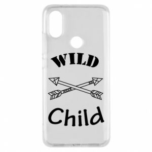 Phone case for Xiaomi Mi A2 Wild child