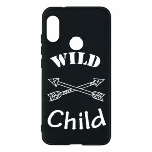 Etui na Mi A2 Lite Wild child