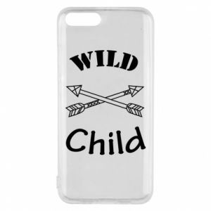 Phone case for Xiaomi Mi6 Wild child