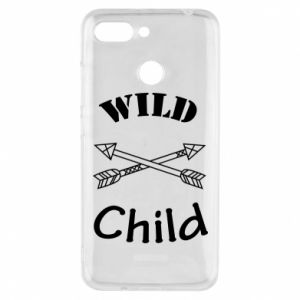 Etui na Xiaomi Redmi 6 Wild child