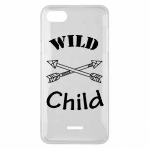 Phone case for Xiaomi Redmi 6A Wild child