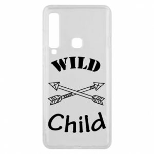 Phone case for Samsung A9 2018 Wild child
