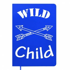 Notepad Wild child