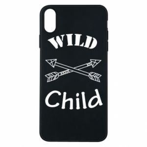 Phone case for iPhone Xs Max Wild child