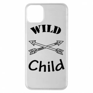 Phone case for iPhone 11 Pro Max Wild child