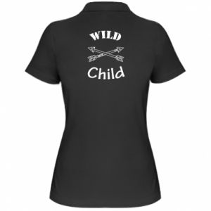Women's Polo shirt Wild child
