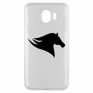 Etui na Samsung J4 Wild Horse
