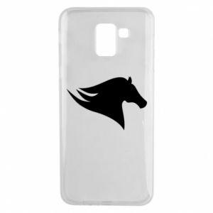 Etui na Samsung J6 Wild Horse