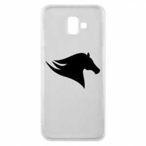 Etui na Samsung J6 Plus 2018 Wild Horse