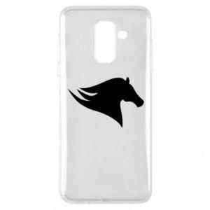 Etui na Samsung A6+ 2018 Wild Horse