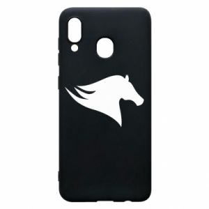 Etui na Samsung A20 Wild Horse