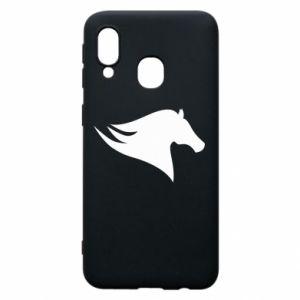 Etui na Samsung A40 Wild Horse