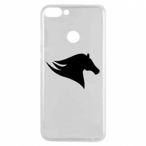 Etui na Huawei P Smart Wild Horse