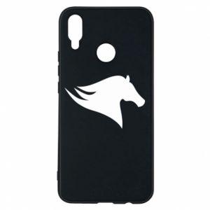 Etui na Huawei P Smart Plus Wild Horse