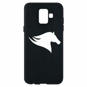 Etui na Samsung A6 2018 Wild Horse