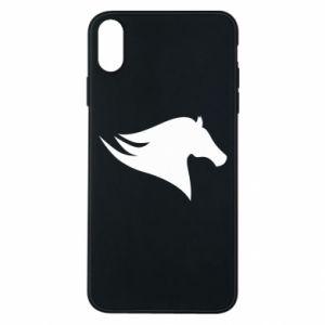 Etui na iPhone Xs Max Wild Horse