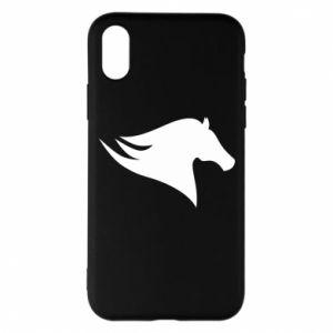 Etui na iPhone X/Xs Wild Horse