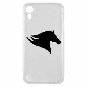 Etui na iPhone XR Wild Horse