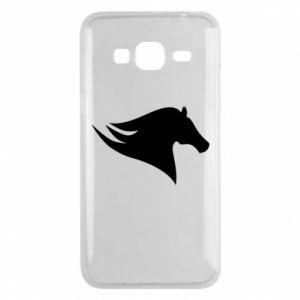 Etui na Samsung J3 2016 Wild Horse