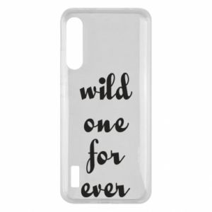 Etui na Xiaomi Mi A3 Wild one for ever
