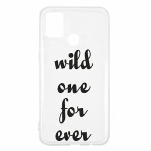 Etui na Samsung M31 Wild one for ever