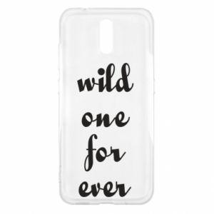 Etui na Nokia 2.3 Wild one for ever