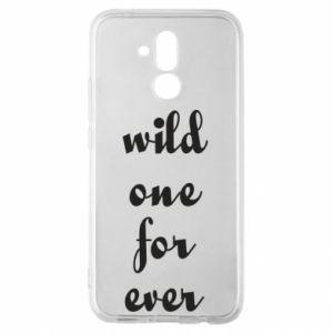 Etui na Huawei Mate 20 Lite Wild one for ever