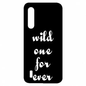 Etui na Xiaomi Mi9 Lite Wild one for ever