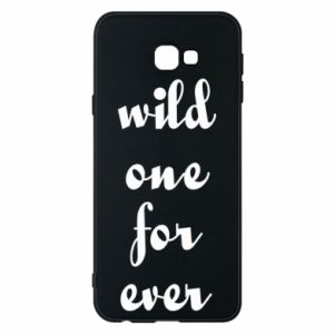 Etui na Samsung J4 Plus 2018 Wild one for ever
