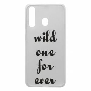 Etui na Samsung A60 Wild one for ever
