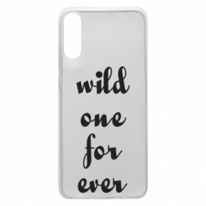 Etui na Samsung A70 Wild one for ever