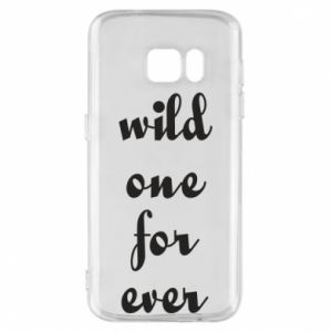 Etui na Samsung S7 Wild one for ever