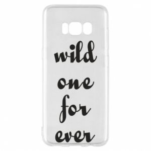 Etui na Samsung S8 Wild one for ever