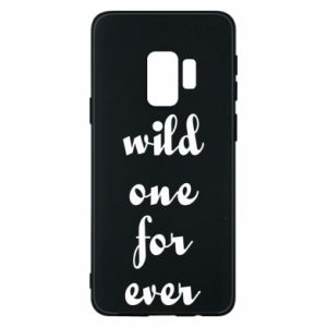 Etui na Samsung S9 Wild one for ever