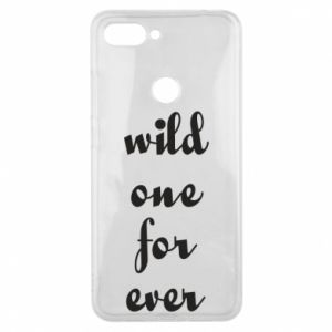 Phone case for Xiaomi Mi8 Lite Wild one for ever