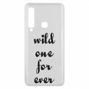 Etui na Samsung A9 2018 Wild one for ever