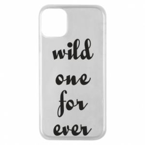 Etui na iPhone 11 Pro Wild one for ever