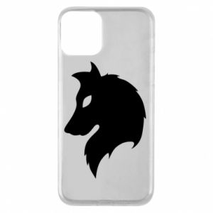 Phone case for iPhone 11 Wolf Alpha