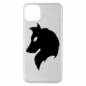 Phone case for iPhone 11 Pro Max Wolf Alpha