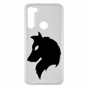 Xiaomi Redmi Note 8 Case Wolf Alpha