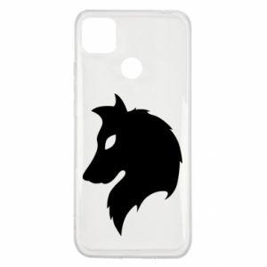 Xiaomi Redmi 9c Case Wolf Alpha