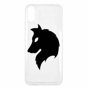 Xiaomi Redmi 9a Case Wolf Alpha