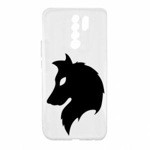 Xiaomi Redmi 9 Case Wolf Alpha