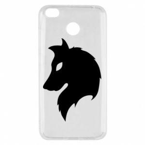 Xiaomi Redmi 4X Case Wolf Alpha